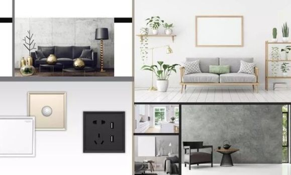 施耐德电气CURDRO皓朗系列开关在线优雅上市 完美诠释卓然家居品味可调脚